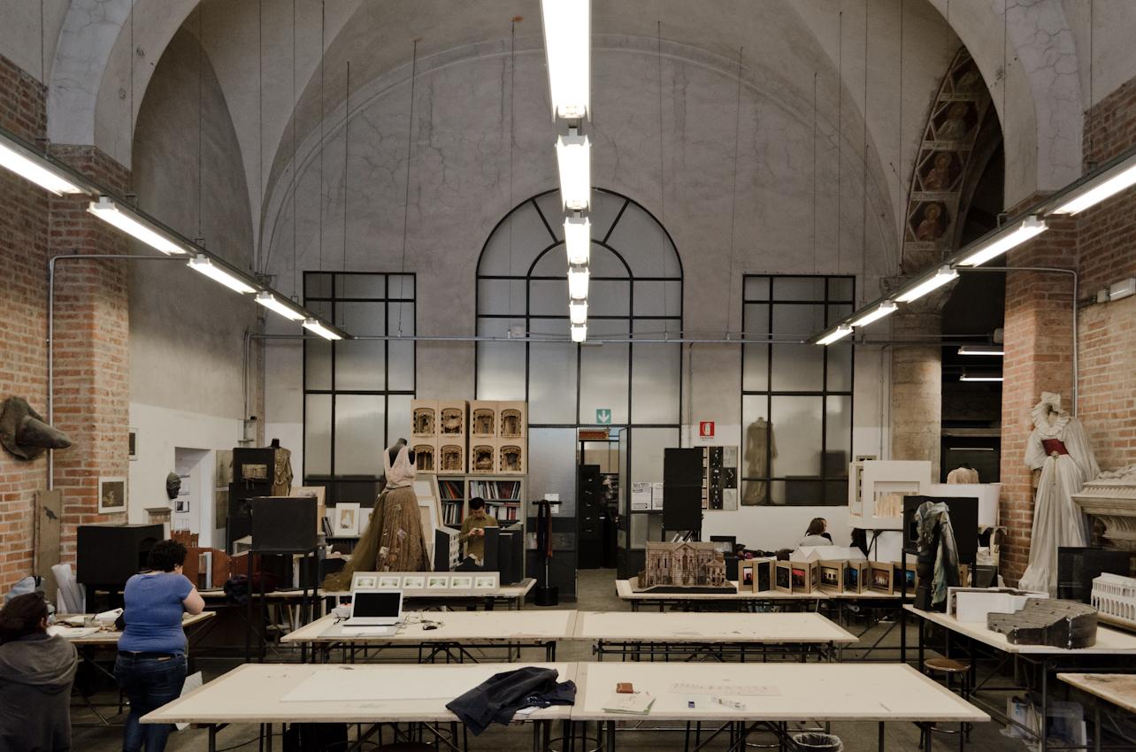 I luoghi dell 39 accademia 1 brera in scena for Accademia di brera