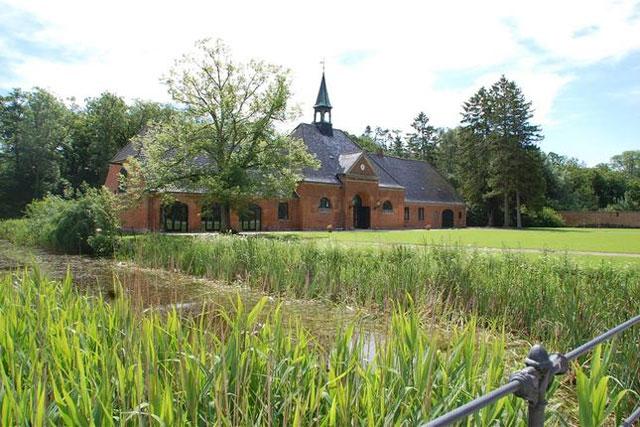 Amalie loves Denmark Ferien im Schloss in Dänemark