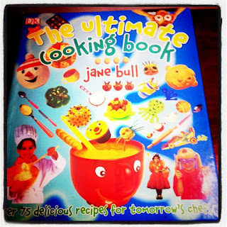 THe Ultimate cooking book by Jane Bull