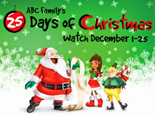 abc familys 25 days of christmas 2014 - Abc 25 Days Of Christmas Schedule 2014