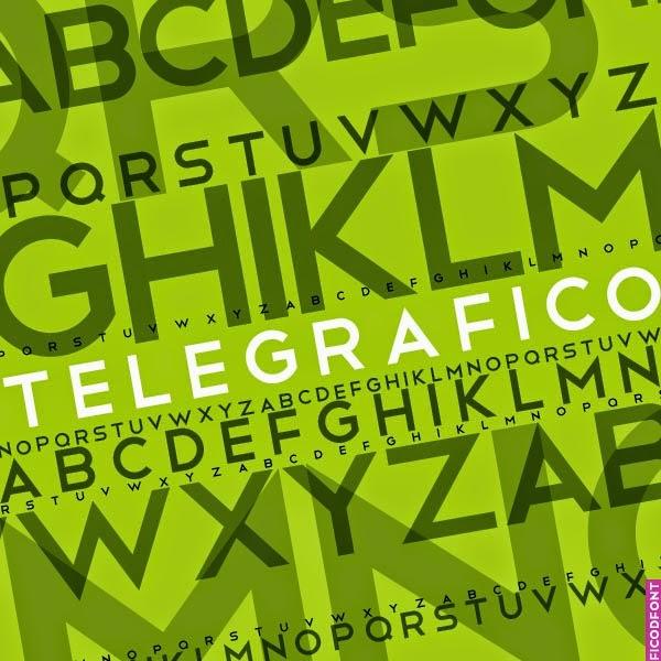 Telegrafico Font