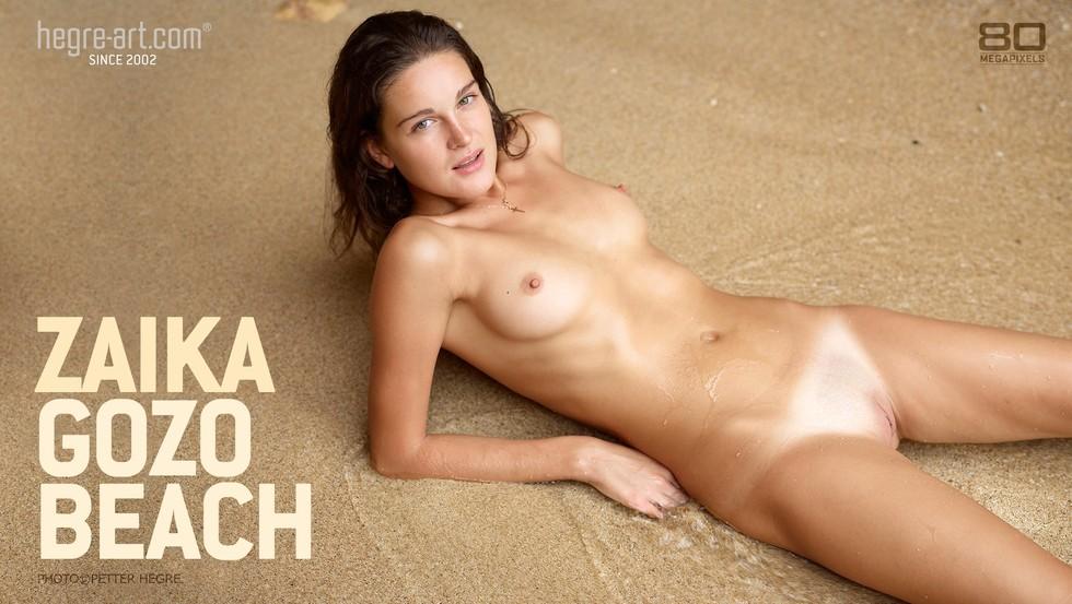 Zaika_Gozo_Beach1 Xvgre-Are 2013-06-19 Zaika - Gozo Beach 06220