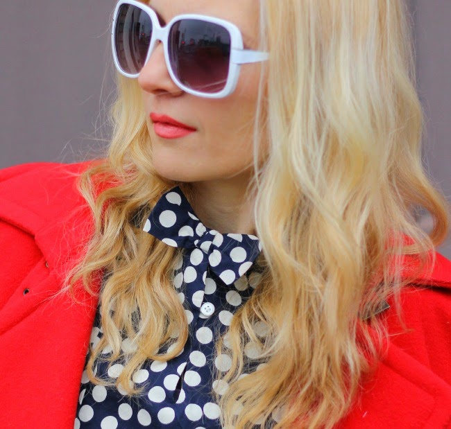 j.crew polka dots retro bow amadeusonthecatwalk