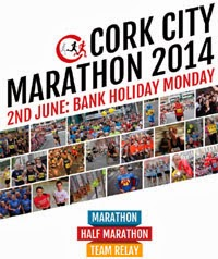 2014 Cork City Marathon. Entries cheaper before the end of April...