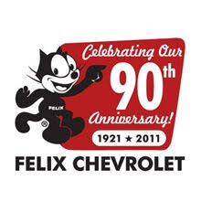 Felix Chevrolet 90th anniversary !!!