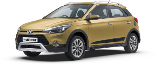 2016 XE HYUNDAI I20 ACTIVE ALL THE NEW MODEL