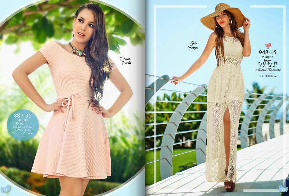 Cklass Ropa catalogo Primavera verano 2015