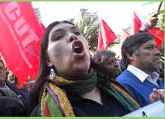 CUT convoca a marcha en reclamo por tardanza de reformas laborales