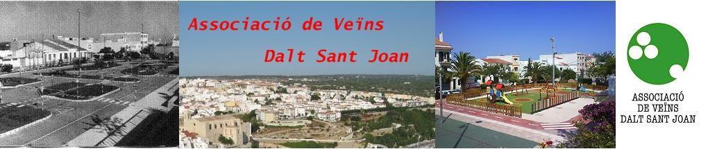ASSOCIACIÓ DE VEïNS DALT SANT JOAN