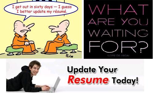 Resume Examples Update Your ResumeWhy Is It Important To Update