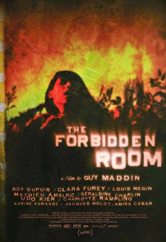 Poster Of Hollywood Movie The Forbidden Room (2015) 100MB Compressed Small Size Mobile Movie Free Download worldfree4u.com