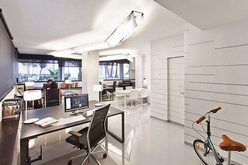 Great Office Design Ideas | Italian Home Decoration