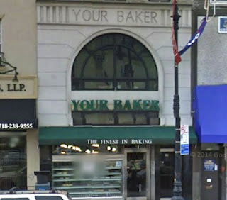 Your Baker Storefront