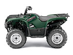 2012 Grizzly 700 FI Auto 4x4 yamaha pictures 1