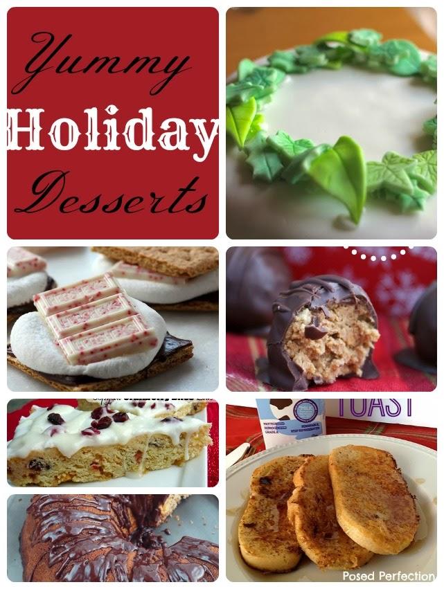 Yummy Holiday Desserts Life Sew Savory