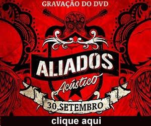 Aliados show em Santos