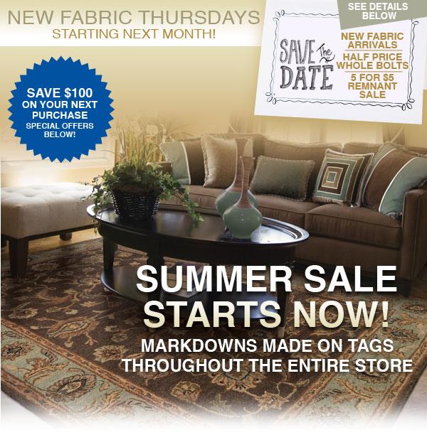 Boulevard Bazaar Home Furnishings Summer Sales Start Now At Charlotte 39 S Top Furniture Store
