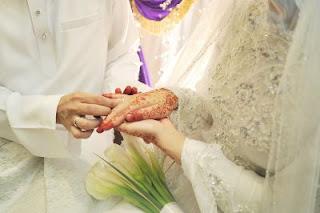 Gambar Nurul Syuhada TV3 Majlis Perkahwinan Resepsi
