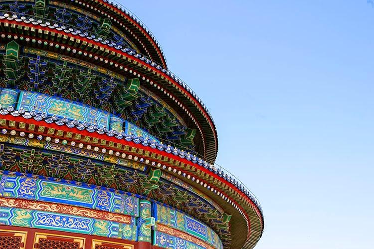 Beijing China_Temple of Heaven
