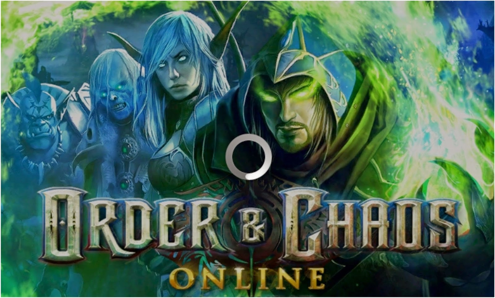 Order & Chaos Online Apk Data Android