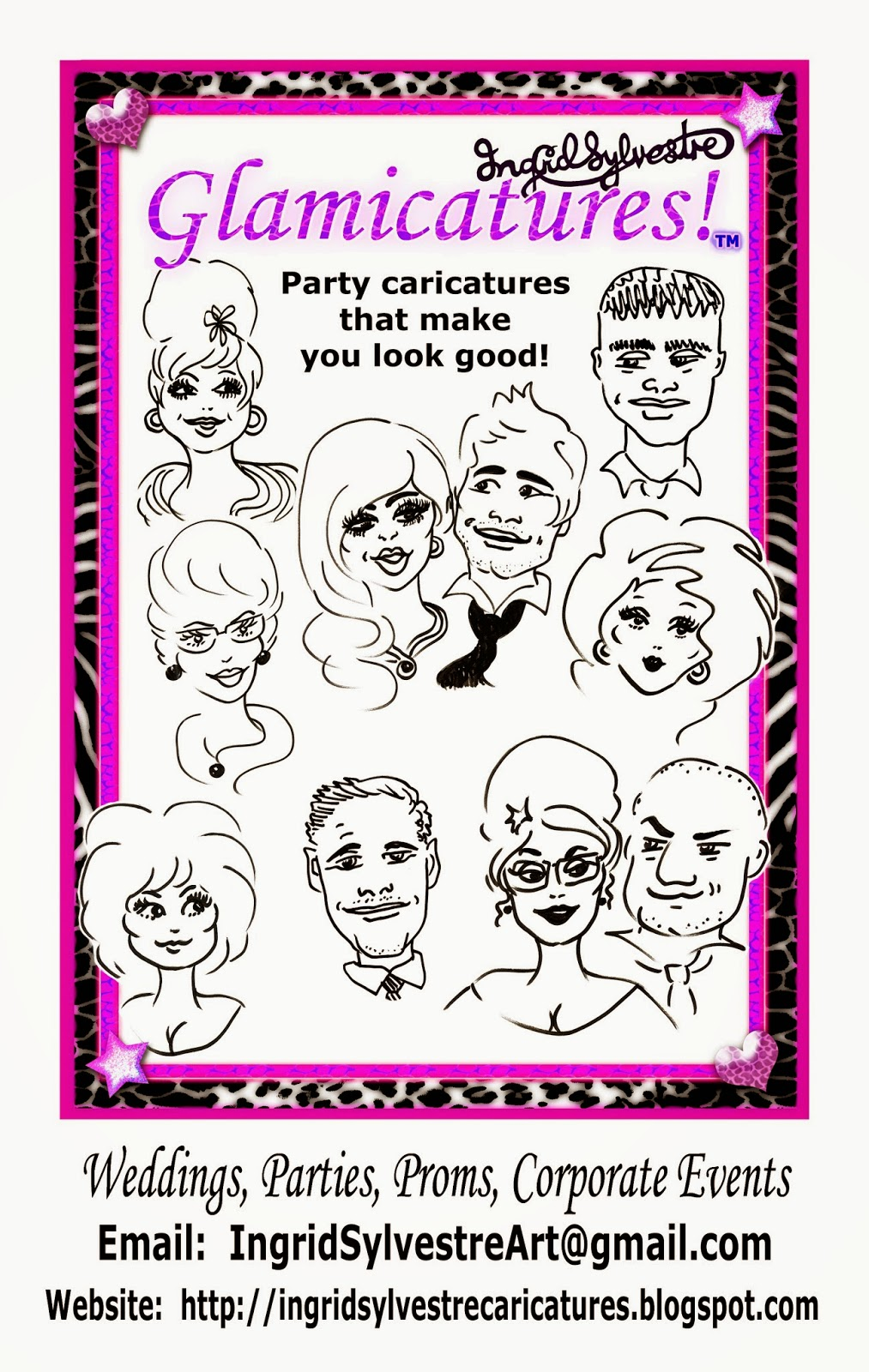Wedding Entertainment ideas Wedding Caricatures Wedding planning Wedding ideas Weddings North East Party Caricatures Party Entertainment ideas Prom Entertainment Proms ideas corporate Entertainment ideas Events Entertainment Caricatures at Events North East UK Newcastle upon Tyne Durham Sunderland Teesside Northumberland Yorkshire UK caricaturist Ingrid Sylvestre