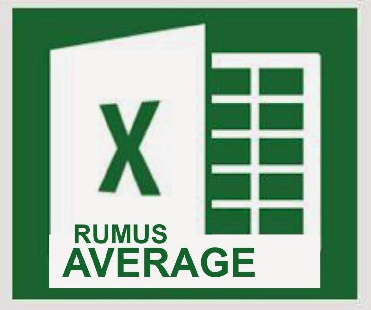 Fungsi Rumus AVERAGE di Microsoft Excel 2013
