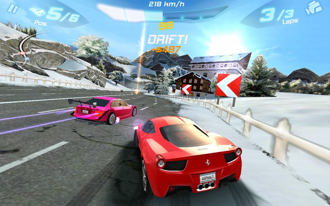 Phone Racing Games For Android Phones asphalt 6 hd game for android phones best racing ever ever