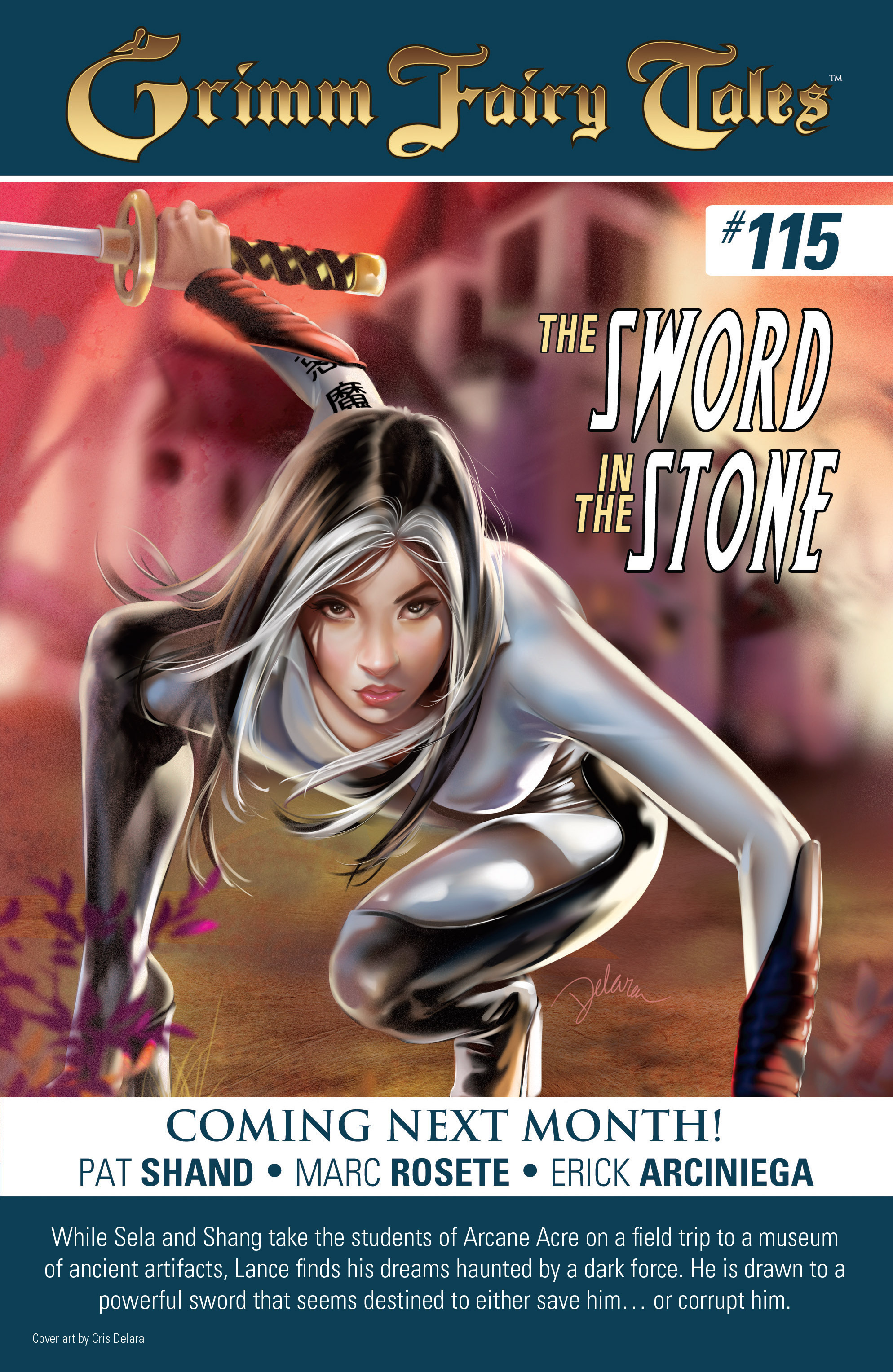 Grimm Fairy Tales (2005) Issue #114 #117 - English 26