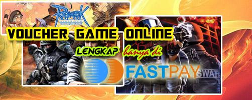 voucher game online lengkap FastPay