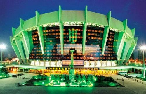 Regal Shanghai East Asia Hotel, Shanghai