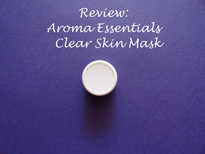 REVIEW: Aroma Essentials Clear Skin Mask image