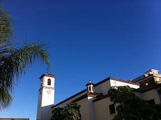 Iglesia+Fuengirola 30 años después en Fuengirola   30 Jahre später in Fuengirola an der Costa del Sol