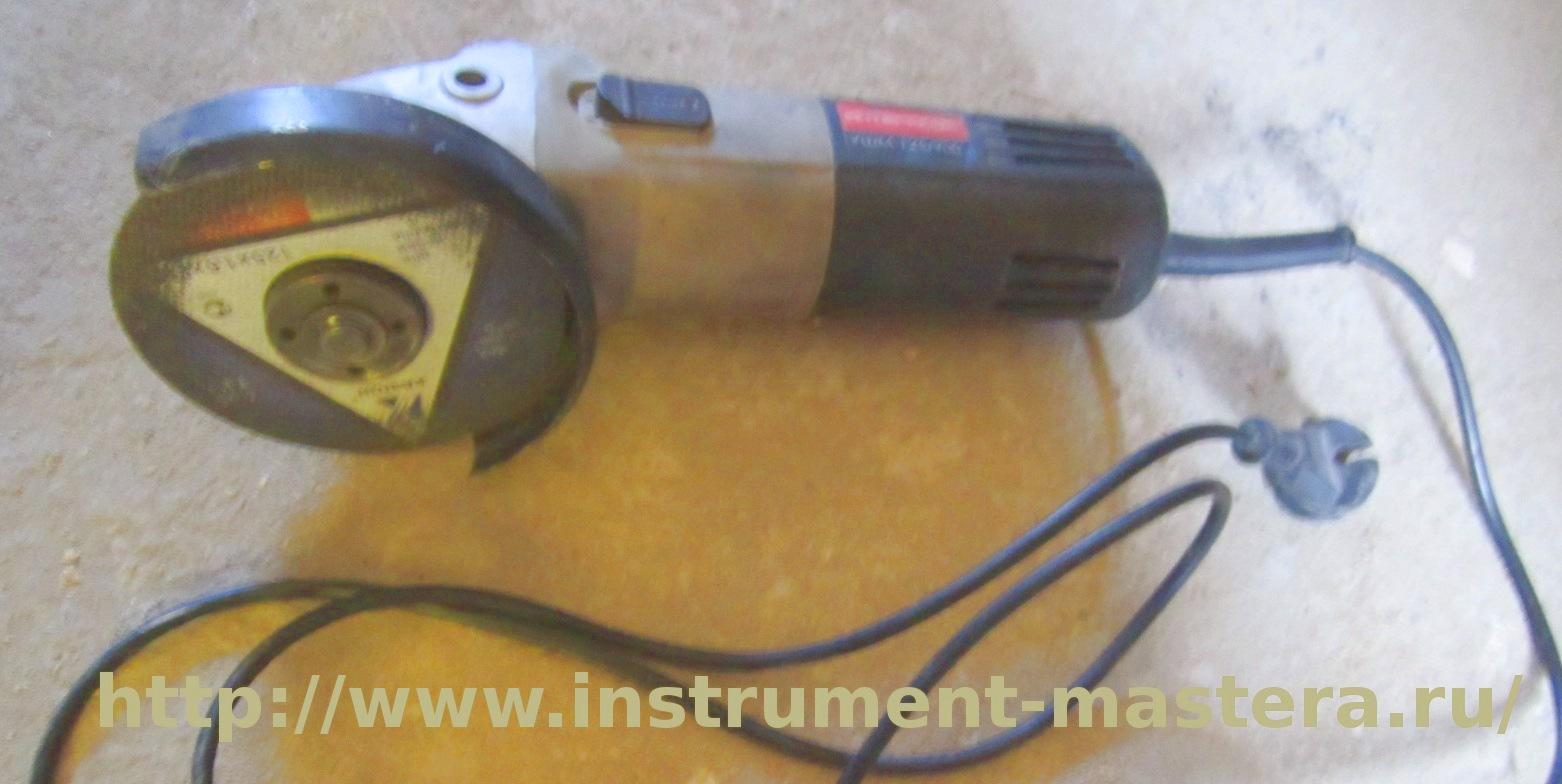 Болгарка - один из самых нужных и полезных инструментов в домашней мастерской