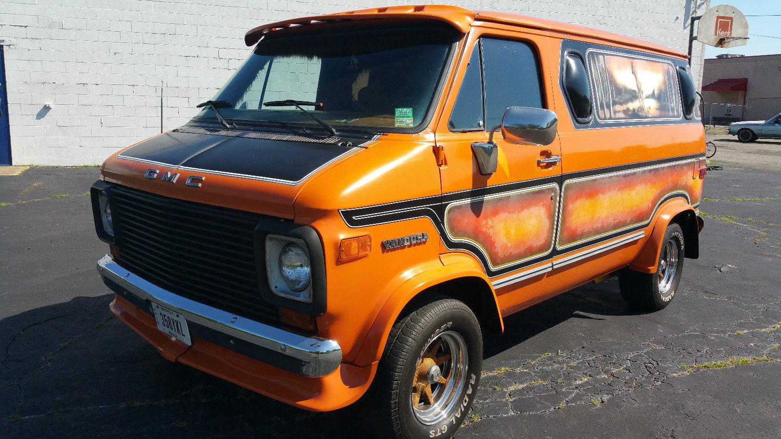 conversion gmc prevnext handi truck van vans camper news flashbacks trend historic front