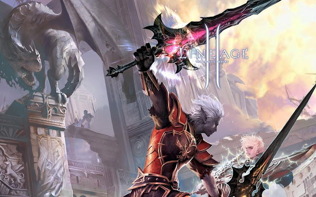 Lineage 2 the Chaotic Chronicle