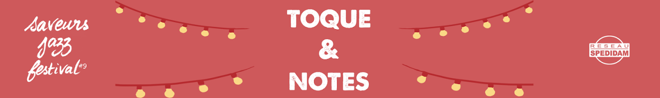 Toque & Notes