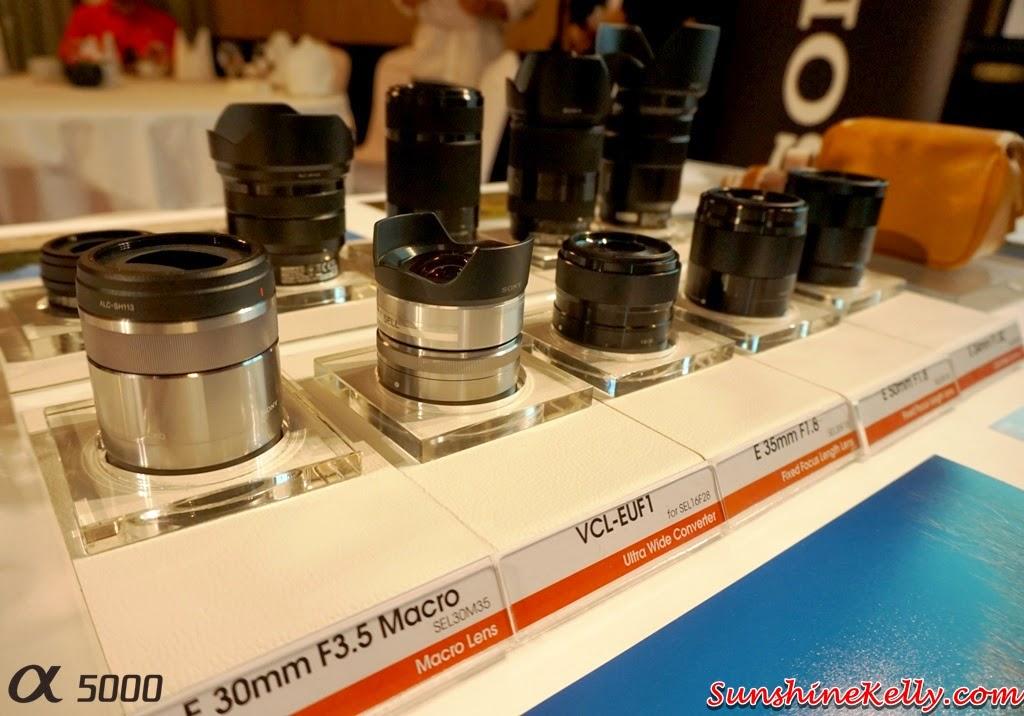 interchangable lenses, sony lenses, Sony Alpha 5000 Lifestyle Camera Review, Camera review, Sony Alpha 5000, sony alpha
