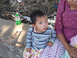 Yangon Street Scenes...