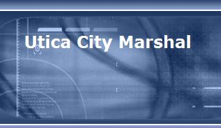 Utica City Marshal