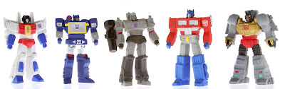 Hasbro Transformers SDCC 2013 Exclusive Titan Guardians Set