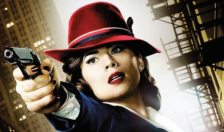 Agent Carter - Season 1 - New Poster