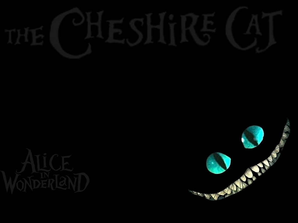 the cheshire cat wallpaper Photo