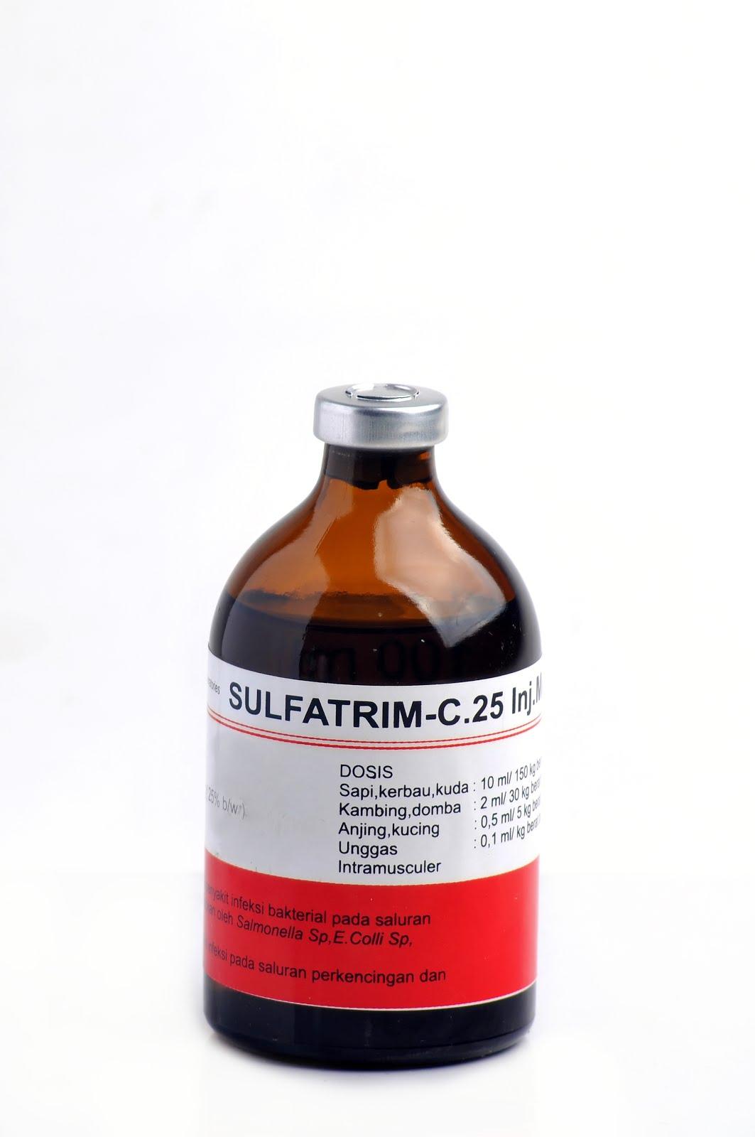 Sulfatrim Inj. Meyer