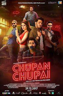 Chupan Chupai (2017) Urdu Movie Web-DL | 720p | 480p