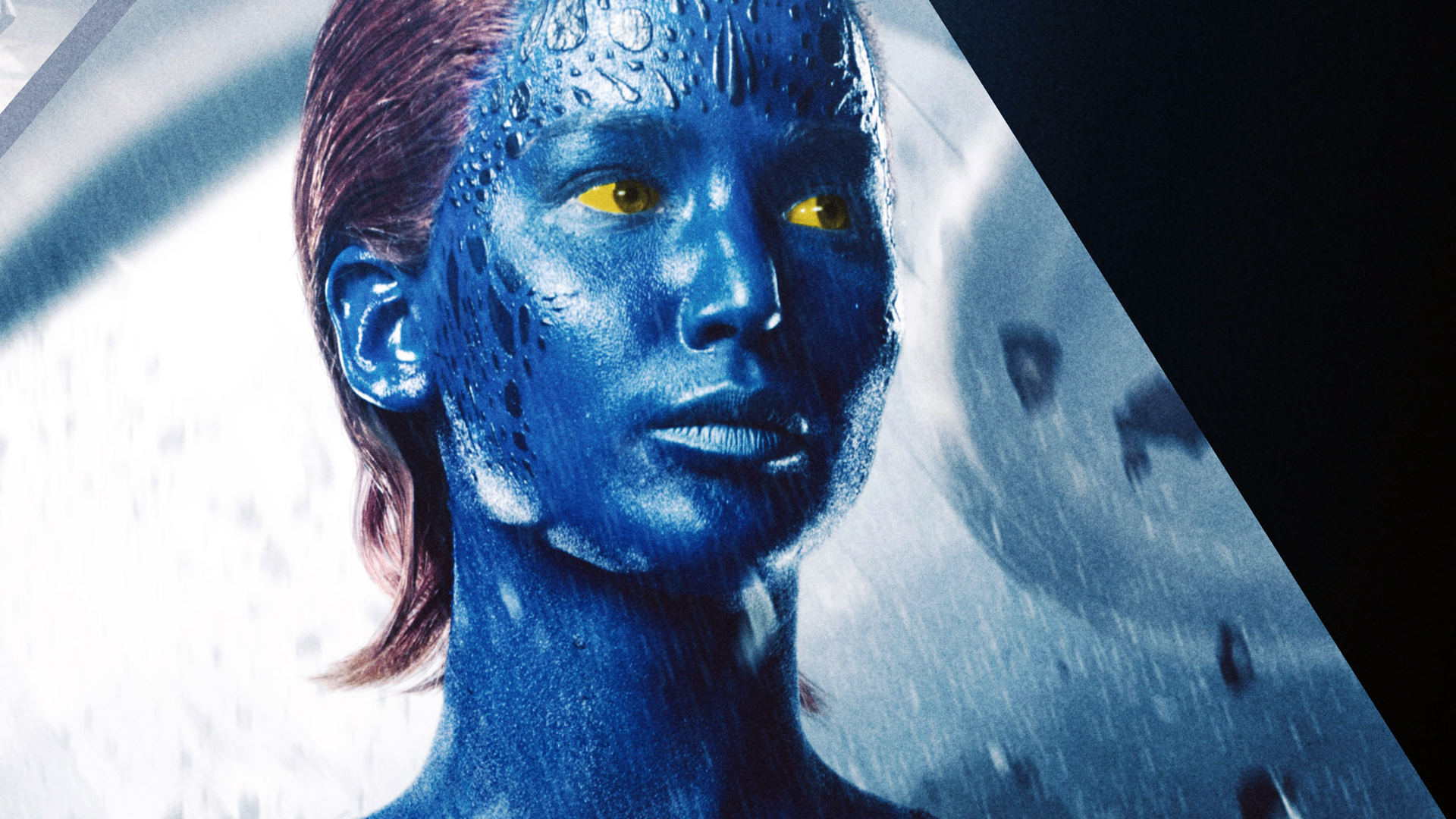 as mystique / raven in x men days of future past 2014 movie girl hd ...