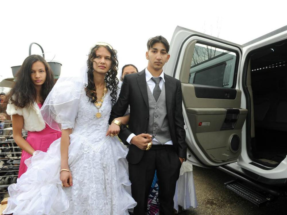 matrimonio zingaro