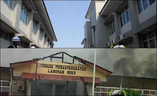 5 Penyebab Utama Kerusuhan Lapas sering terjadi di Indonesia