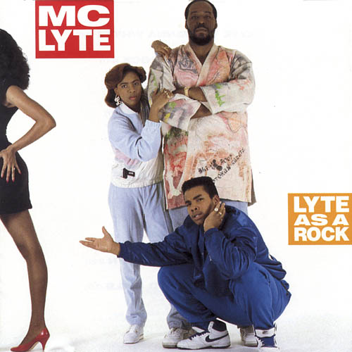 MC Lyte - Lyte As a Rock (1988)