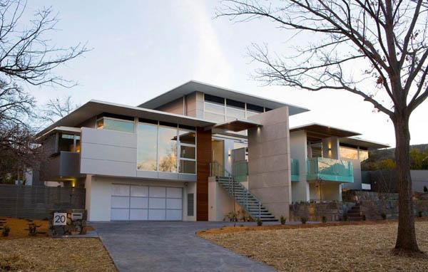Hogares frescos conectividad interior exterior casa for Diseno de casas interior y exterior