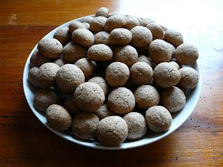 biscotti con farina di castagne e miele